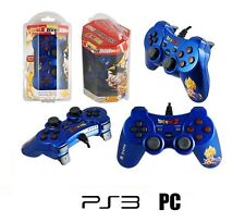 Controller joy pad DRAGON BALL Z Playstation 3 - PC analogico doppia vibrazione