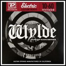 Dunlop Icon Series  Zakk Wylde Electric Guitar strings Custom Heavy 10 - 60 new