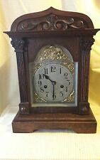 OLD BENTIMA MANTLE CLOCK E.W.O   BA78