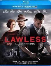 Lawless (Blu-ray DISC ONLY 2012) Tom Hardy, Shia LaBeouf, Jessica Chastain