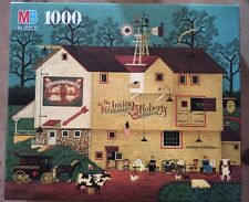 Charles Wysocki Americana 1000 Pc Puzzle Dr. Irving Roberts Veterinary Surgeon