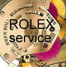 Service Overhaul  Repair by EXPERTS for ROLEX EXPLORER 2