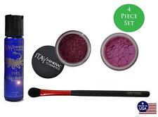 ITAY Mineral Cosmetics Mineral Bond+Eye Shadow #125+Glitter#25+Eye Shimmer Brush