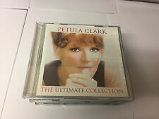 Petula Clark - Ultimate Collection (2002) 2 CD SET 5050159011124 MINT/EX