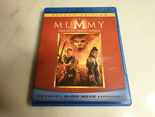 The Mummy Tomb of the Dragon Emperor Blu Ray Movie