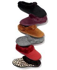 Charter Club Memory Foam Women's Slippers Chestnut Size XL 11-12