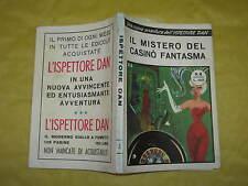 ISPETTORE DAN NUMERO 4 GENNAIO 1967 IL MISTERO DEL CASINO' FANTASM  ED. BARBIERI