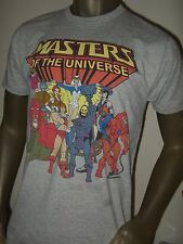 Men's XL He Man Masters of the Universe Skeletor Evil Lyn Teela Battle Cat Shirt