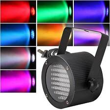 86 LED RGB Stage Light DMX-512 Laser Projector Disco Pub Bar Party Show Lighting
