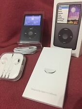 REDUCED! Ultimate iPod Classic 7th 500gb 512Gb SDXC was 160Gb fully refurbished