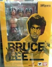 New S.H. Figuarts BRUCE LEE Action Figure 75th Anniversary Figurine Toy Figures