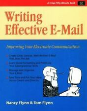 Writing Effective E-Mail: Crisp 50-Minute Book (Fifty-Minute Series,), Flynn, Na
