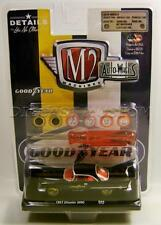 1957 '57 CHRYSLER 300C CHASE CAR AUTO WHEELS M2 MACHINES DIECAST RARE