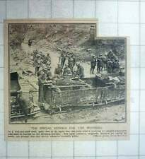 1917 Light Railway For Stores Becomes Special Express For The Wounded