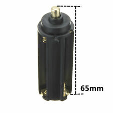 Hot 3x AAA Battery Plastic Holder Box Case Cylindrical Type For 18650 LM