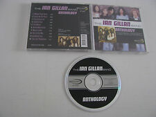 The Ian Gillan Band Anthology 10 Tracks incl. 4 Live The Voice of Deep Purple CD