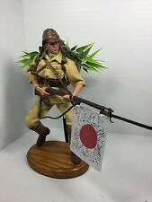 "1/6 21ST CENTURY IMPERIAL JAPANESE INFANTRYMAN""BANZAI CHARGE""WW2 DRAGON BBI DID"