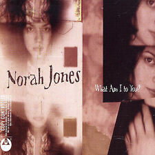 FREE US SHIP. on ANY 2 CDs! NEW CD Jones, Norah: What Am I to You Import, Single