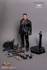 HotToys hottoys T-800 Terminator 2: Judgment Day 1/6 Action Figure DX10