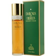 Diamonds & Emeralds by Elizabeth Taylor EDT Spray 3.3 oz