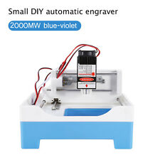 2000mW DIY USB Micro Laser Engraver Engraving Machine Printer Stamp Maker
