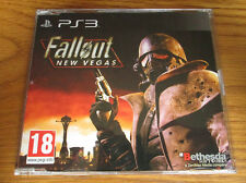 Fallout New Vegas SPANISH PROMO – PS3 (Full Promotional Game) BLES-00905 ESPANA