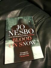 BLOOD ON SNOW by JO NESBO * BRAND NEW SOFTCOVER * CLEAN, UNREAD, GIFT QUALITY *
