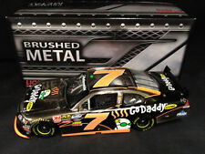 Danica Patrick 2011 #7 GoDaddy.com Brushed Metal  Action 1/24 Diecast