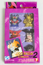 GO NAGAI COLLECTION PART.2 FIGURE MAZINGER Z DEVILMAN JAPAN ANIME