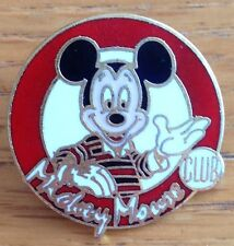 Mickey Mouse Club Classic Disney Pin Badge Rare Top Quality (D1)