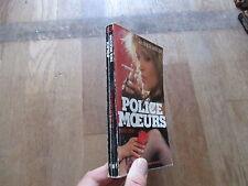 POLICE DES MOEURS 63 la stripteaseuse  eo 1986 pierre lucas