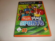 PlayStation 2  PS 2  EyeToy: Play - Sports