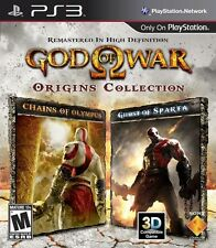 God of War: Origins Collection - Playstation 3 Game