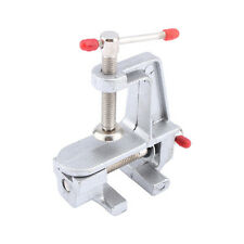 "3.5"" Aluminum Portable Jewelers Hobby Clamp On Table Bench Vise Tool Vice Mini"