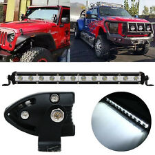 36W 15Inch LED Work Light Bar Spot Lights for Driving Lamp Offroad Car Truck SUV