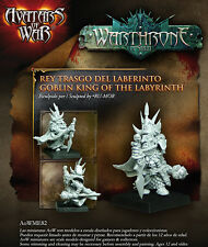 Avatars of War BNIB Goblin King of the Labyrinth AOW82