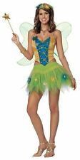 Woodland FAIRY butterfly sexy womens costume M