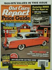 Old Cars Report Price Guide Condition Ratings March April 2016 FREE SHIPPING JB