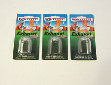 3 NEW EXHAUST WHISTLES MUFFLER TAILPIPE TRICK WHISTLE AUTO CAR JOKE GAG GIFT