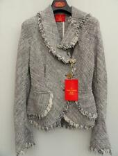 Vivienne Westwood RED LABEL wool Jacket IT40 Uk8, rrp over 700GBP