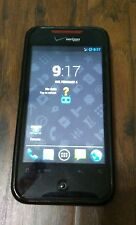 HTC Droid Incredible ROOTED CYANOGENMOD 8GB Black Verizon Smartphone root rom