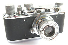 FED SIBIRIA Rare Russian Leica Copy Camera SIBIR #176320