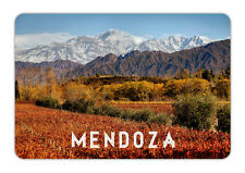 "Argentina Mendoza  Travel Photo Fridge Magnet Big size 3.5""X2.4"""
