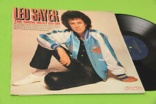 LEO SAYER LP THE SHOW MUST GO ON UK 1975 NM !!!!!!!!!!!! LAMINATED COVER