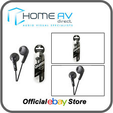 JVC HA-F160 Gumy In-Ear Headphones iPod/iPhone Compatible in Olive Black