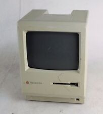 Vintage Apple Macintosh Model No. M0001A - Tested to power on only