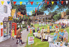 Gibsons - 250 XL BIG PIECE JIGSAW PUZZLE - The Village Fete