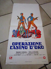 Cleopatra Jones and the Casino of Gold OPERAZIONE CASINO D'ORO LOCANDINA DOBSON