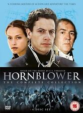 Hornblower - The Complete Collection 7 Robert Lindsay Brand New DVD