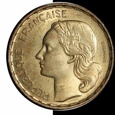 1952 French 50 Centimes